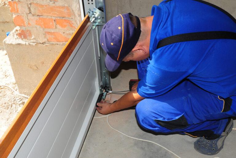 Garage Door Installation in Saskatchewan