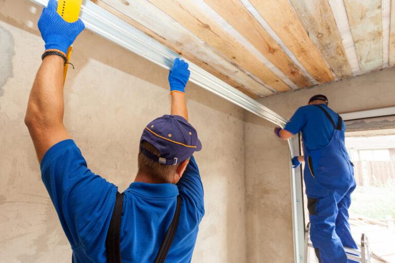 Overhead Garage Door Cable Repair