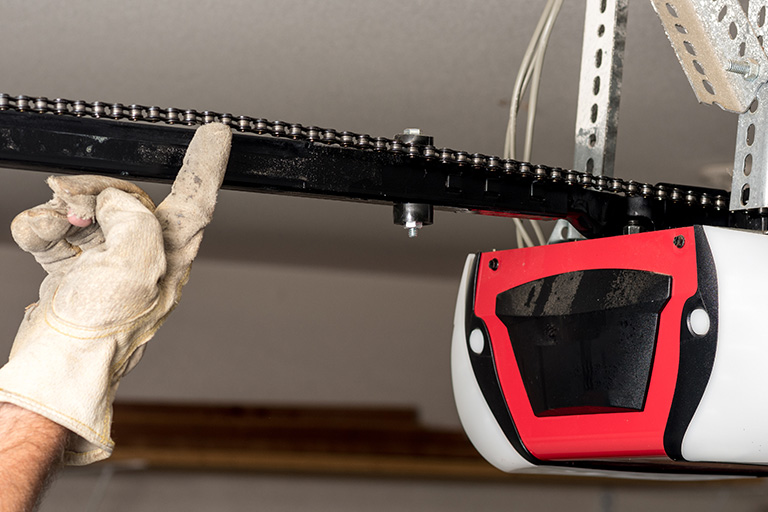 Overhead Door Rollers, Hinges & Sensors Repair
