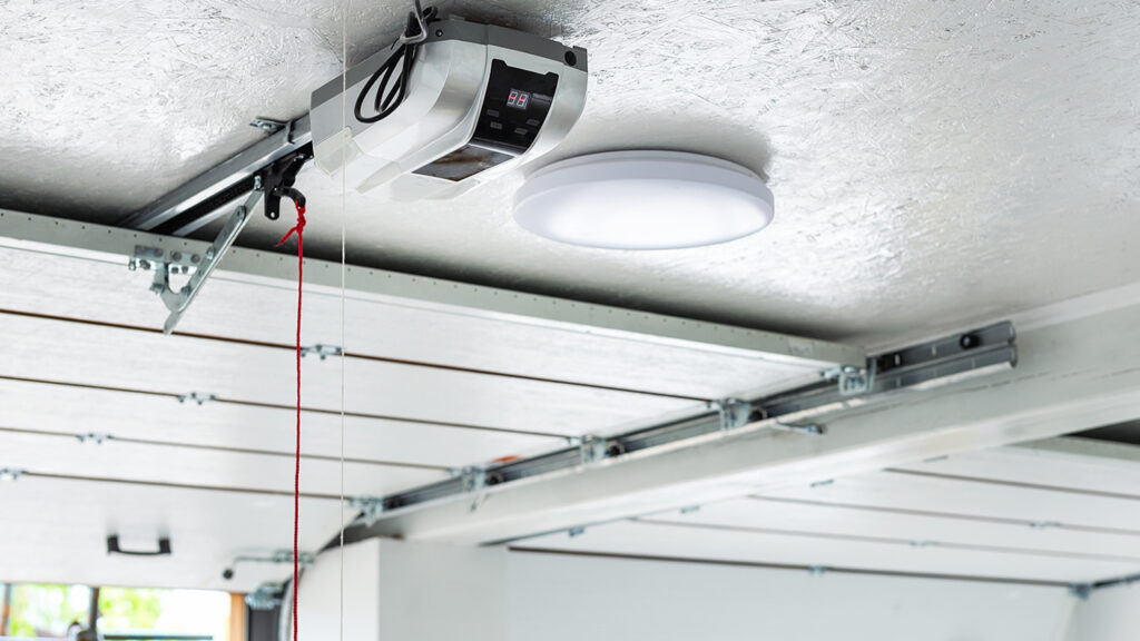 Commercial Garage Door Preventive Maintenance Service