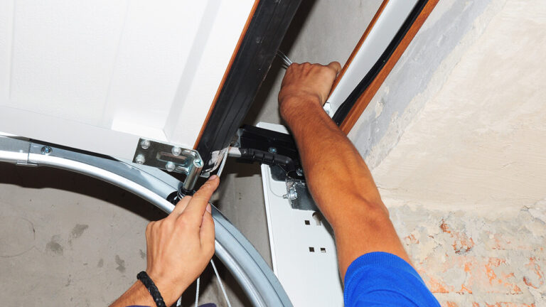 How Do Overhead Door Springs Work